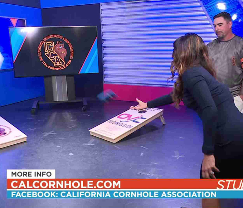 California Cornhole Association